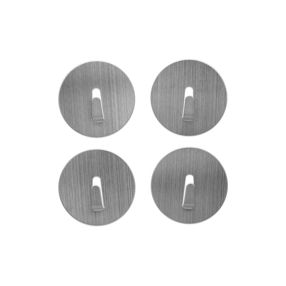 Hook magnet MINI-SPOT Ø 4cm, extra strong, different colors, set of 4