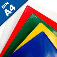 Magnetic document holder  A4 assortet colors - 210 mm x 297 mm - 1 piece