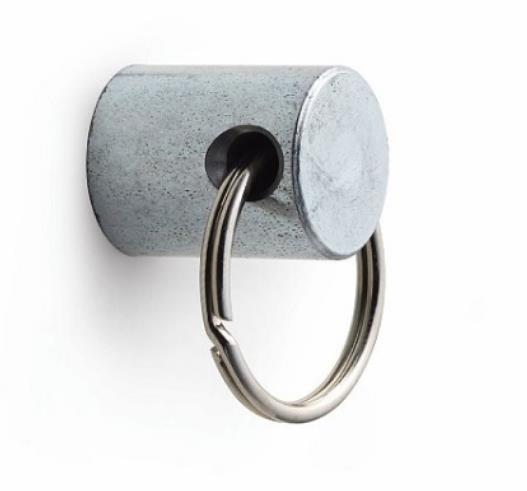 porte-clé magnétique avec langue, Crochet à clés magnétique, Le porte-clés magnétique Pete, Porte cle magnetique, Tableau magnétique porte clés courrier organizer