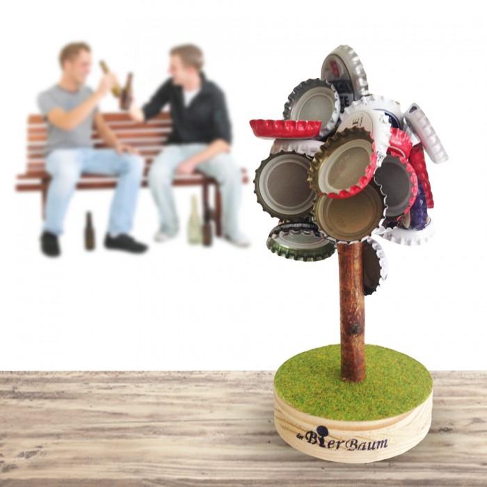 Magnetic beer-tree | Bottle Cap Magnet 12 cm high, holds up to 5.7 kg