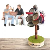 Magnetic beer-tree | Bottle Cap Magnet 12 cm high, holds up to 5.7 kg