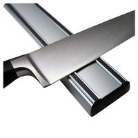 Magnetic Knife Rack Professional in Aluminum 35cm or 50cm