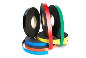 Magnetic tape / Marking tape 0,85mm x 15mm x 5m