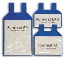 Pochettes de protection magnétiques à pattes A4 à A6