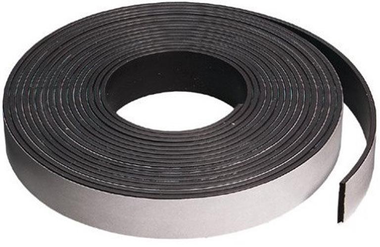 bande magn tique autocollante super puissante brun 3 2mm x 24 5mm x 20m rouleau bande. Black Bedroom Furniture Sets. Home Design Ideas