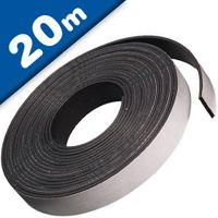 Self Adhesive Power Magnetic Tape Strip anisotropic 3.2mm x 24.5mm x 20m