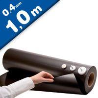 Fogli Metallici / Foglio di Ferro Gomma crudo marrone 0,4mm x 62cm x 100cm