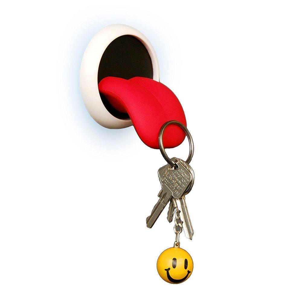 Starke magnetische Schlüsselhalter-Haken-Keys Magnet, Magnetischer Schlüsselhaken / Handtuchhalter, Magnet-Schlüsselbretter / Schlüsselhalter magnetisch, Neodym Schlüsselhalter mit unterseitigem Magnet, sowie extra Ring, Magnethalter, Magnet Schlüsselanhänger, Magnetischer Schlüsselhalter Zunge