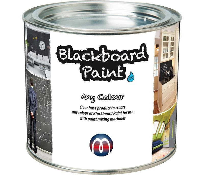 peinture tableau noir vernis transparent 0 5 l tableau craie magnetique. Black Bedroom Furniture Sets. Home Design Ideas