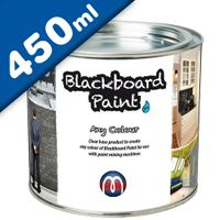 Whiteboard & Chalkboard Paint varnish transparent 0,5 L