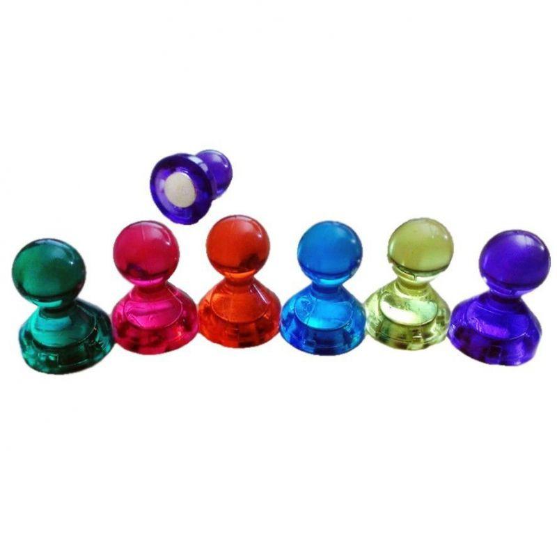 kegel pinnwand magnet neodym auswahl farbige pinnwand magnete b romagnete ebay. Black Bedroom Furniture Sets. Home Design Ideas