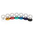 Eyebolt Magnets coloured, Pot Magnet with Eyelet Ø 32 mm - force 32 kg 001