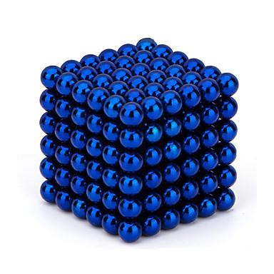 Neocube Blue Ø 5mm Sphere magnets neodymium, 216 pieces per set