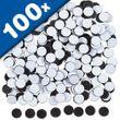 Calamite Pastiglie Adesive 0,9mm x Ø 16mm, 100 pezzi, forza 80 g/cm² 001