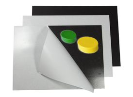 Flexible A4 Self-Adhesive Ferrous Sheet