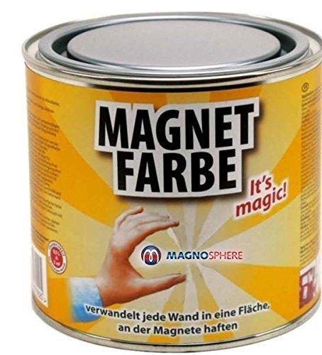 Vernice magnetica Pittura calamita murale/per lavagna - 0 ...