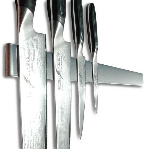 Porte-couteaux magnétique