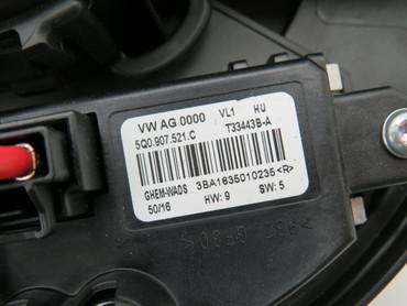 3Q1819021C Original Gebläsemotor Gebläse Klimaautomatik VW Touran II 5T Arteon – Bild 3