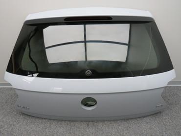 2G6827025B Original Heckklappe Kofferraumklappe LB9Z White Silver VW Polo AW – Bild 1