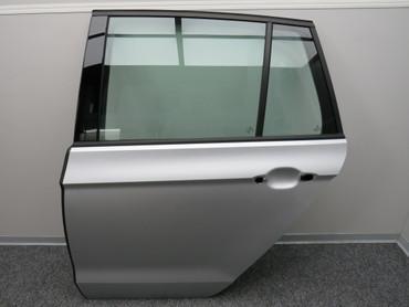 510833055N Original Tür hinten links Fahrerseite VW Golf Sportsvan silber – Bild 1