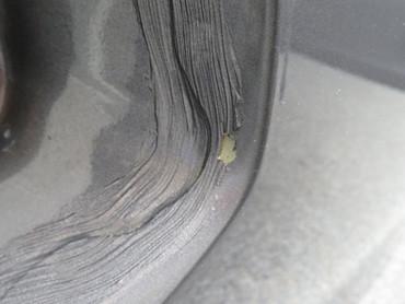 5K7827025F Original Heckklappe Kofferraumdeckel Heckdeckel grau VW Golf Cabrio – Bild 6