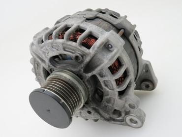 03L903023K Original Lichtmaschine Generator Bosch 2,0 TDi 140A VW Scirocco 13 – Bild 1