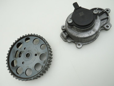 03L109096B Original Nockenwellenversteller Set 2,0 TDi CUWA VW Scirocco 138 – Bild 2