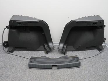 575867428B Original Verkleidungen Kofferraum schwarz rechts links Seat Ateca – Bild 1