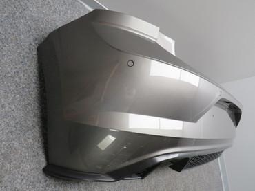 2G6807421 Original Heckstoßstange GTI Diffusor LA7N Limestone Grey VW Polo AW – Bild 3