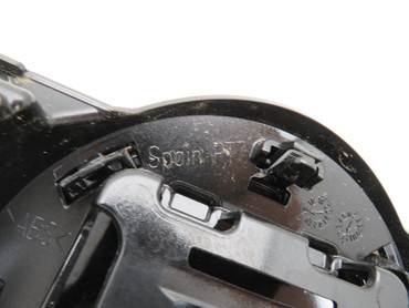 2G0853651J Original Kühlergrill GTI rot schwarz chrom Frontgrill VW Polo AW – Bild 4