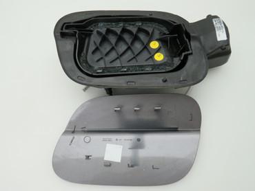 2G0809857 Original Tankdeckel Tankklappe Benzin LA7N Limestone Grey VW Polo AW – Bild 3