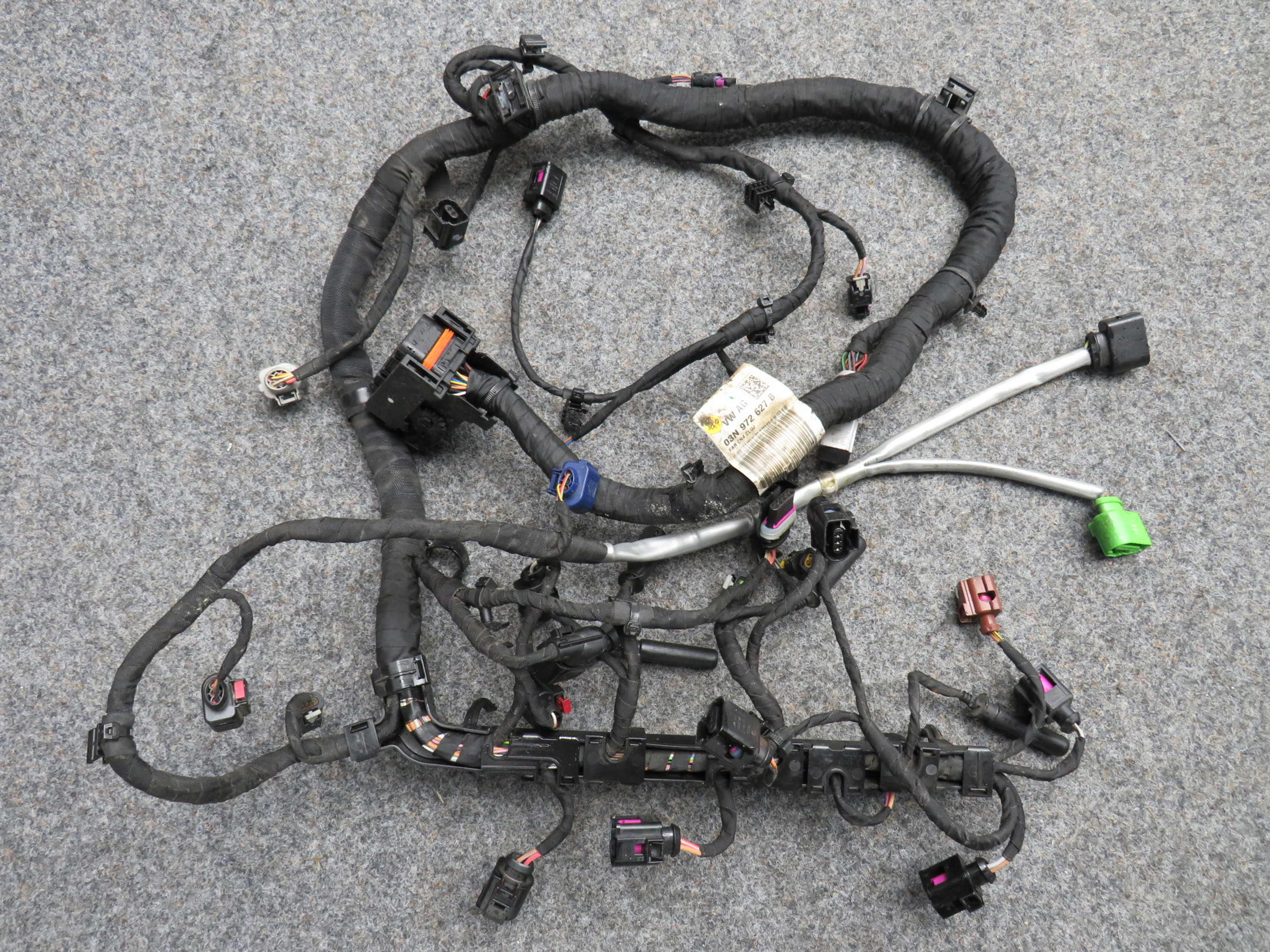 cable loom engine cable set engine wiring harness vw passat 3g b8wiring harness engine harness engine harness vw passat 3 g b8 2 0 tdi cuaa