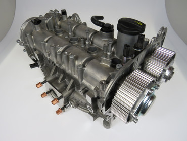0km Laufleistung Zylinderkopf 1,4 TSi CZDA VW Tiguan AD Touran 5T Scirocco  – Bild 3