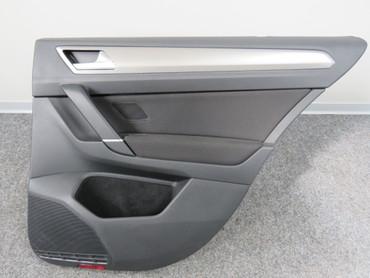 Türverkleidung hinten rechts VW Golf Sportsvan Stoff anthrazit – Bild 1