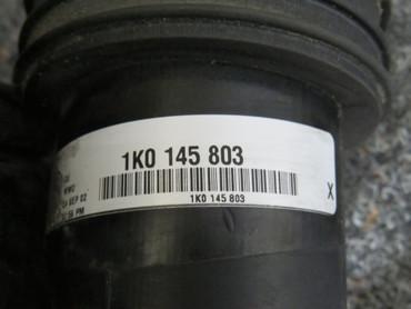 Kühlerpaket Wasserkühler Klimakondensator LLK Lüfter 1,9 TDi Touran 1T – Bild 5