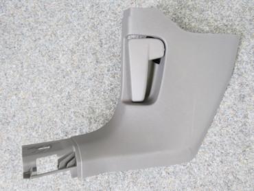 Org. VW Verkleidung A Säule unten Fahrerseite Raven grau links Arteon – Bild 1