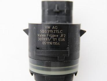 5Q0919275C PDC Sensor Geber Audi A3 8V VW Golf 7 Seat Leon 5F Skoda Octavia blau – Bild 3