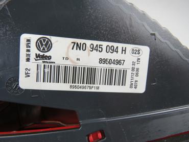 Original VW Sharan 7N Heckleuchte Rückleuchte hinten rechts innen 7N0945094H – Bild 3