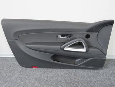 Original Türverkleidung vorne links Stoff schwarz VW Scirocco Facelift – Bild 1