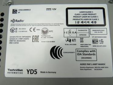 VW T6 Scirocco Caddy Composition Media Radio SD Bluetooth 5K7035200H Neuwertig – Bild 4