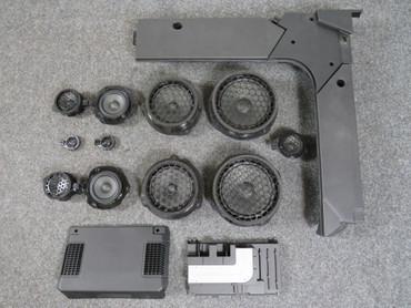 Soundsystem B&O Bang&Olufsen Audi A3 S3 8V Sportback Lautsprecher Verstärker – Bild 1