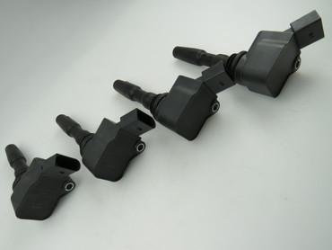 Audi A1 A3 8V Q3 Zündspule Zündkerzenstecker Kerzenstecker 04E905110E 1.4 Tsi – Bild 2