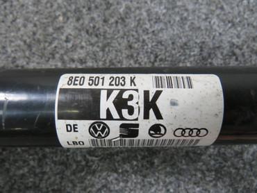 Audi A4 S4 8E B7 3,2 Fsi 4,2 V8 Antriebswelle hinten links / rechts 8E0501203K – Bild 4