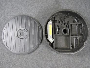 Original Audi Bordwerkzeug Deckel Reserveradmulde Styropor Wagenheber A4 B7 8E – Bild 1