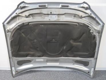 Audi A4 Avant 8E, B7 Motorhaube LY7G Quarzgrau metallic Facelift Haube – Bild 3
