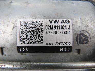 02M911024J Anlasser Start Stopp 1,4 TSi VW Tiguan II 5NA (AD) Golf 7 VII T-Roc – Bild 3