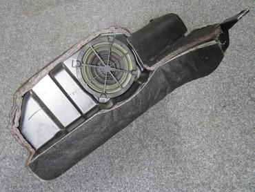 Original Audi A6 S6 RS6 4B Avant Bassbox Subwoofer Bose Endstufe 4B9035382A – Bild 1