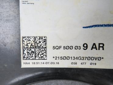 5Q0505235J Original Achsrahmen hinten VW Passat 3G B8 Tiguan II AD 5NA 4Motion – Bild 3