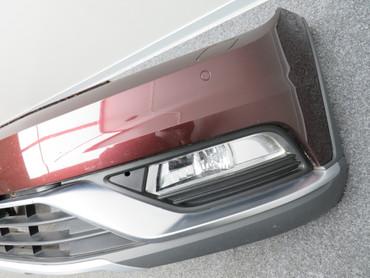 3G0807217AJ Original Stoßstange vorne LD3Y rot PLA SWRA VW Passat 3G B8 Alltrack – Bild 3