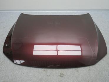 3G0823031A Original Motorhaube Haube LD3Y Crimson Red VW Passat 3G B8 BASTLER – Bild 1